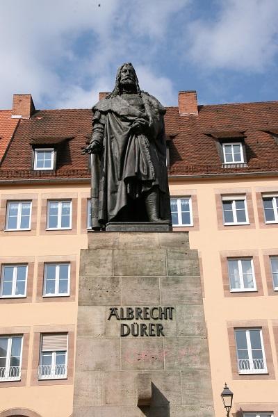 Eingang Felsengänge in Nürnberg