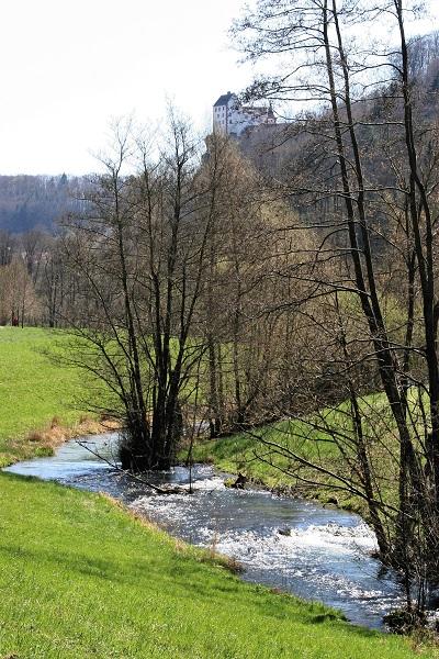 Trubachtal in der Fränkischen Schweiz