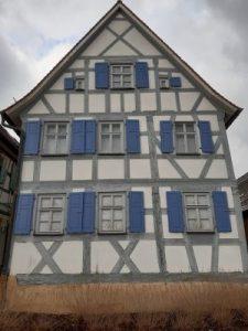Foto Fränkisches Fachwerkhaus