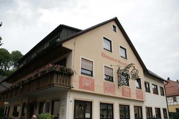 Foto Brauereigasthof Lindenbräu in Gräfenberg