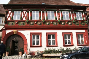 Fachwerkhaus in Königsberg Unterfranken
