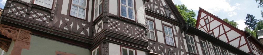 Historisches Fachwerk in Miltenberg