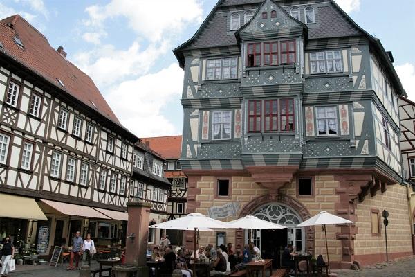 Fachwerkhaus in Miltenberg