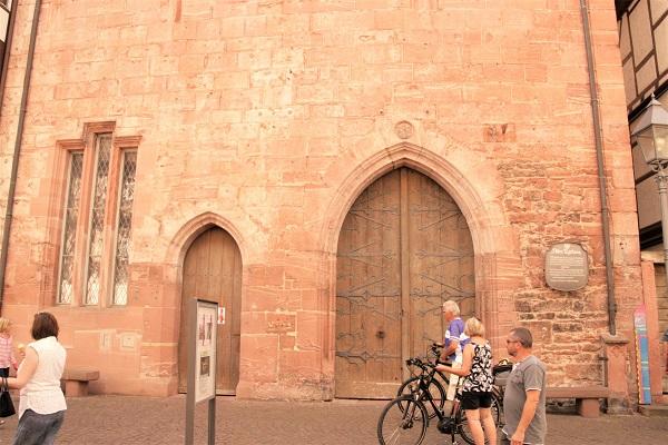 Altes Rathaus in Miltenberg